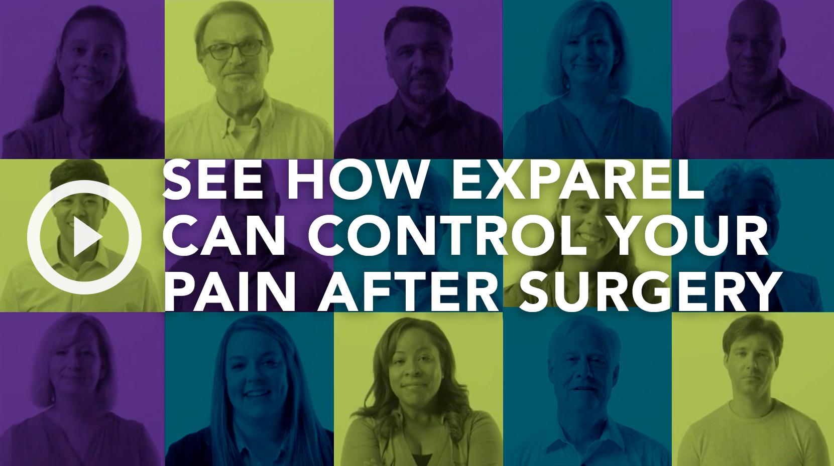 Non-Opioid Pain Medication | EXPAREL